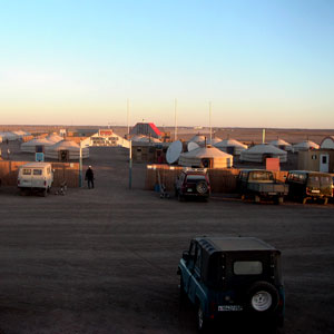 Oyu Toigoi Camp