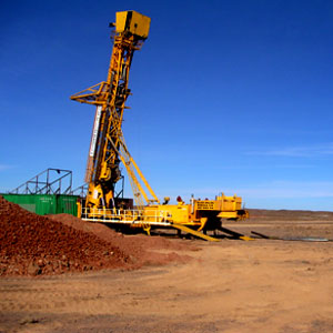 Large Rig Mongolia
