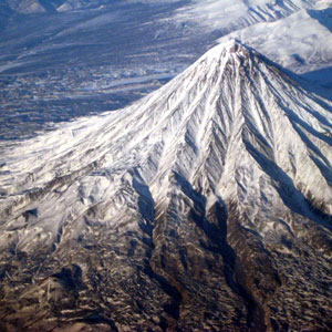 Kamchatka Volcano