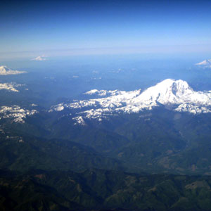 Coast Range Volcanos