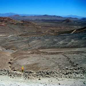 Atacama Sampling