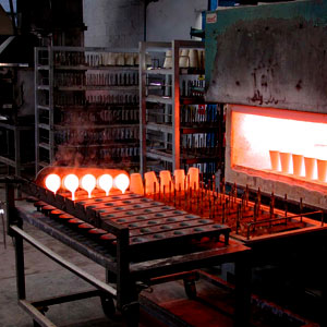 Fire Assay Pour Oven