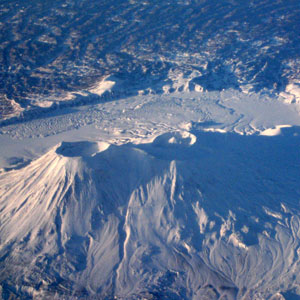 Volcano Russia
