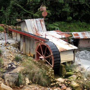 Water Wheel Colombia